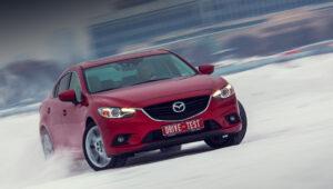 Mazda Atenza с новыми моторами!