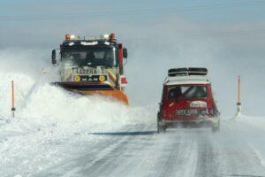 6 советов по эксплуатации автомобиля зимой